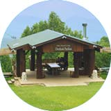 Let Blue Ridge Catering plan your next event at the Silver Hearth Lodge.