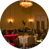 Have Blue Ridge Catering cater your next event at The Patrick Henry Ballroom.