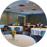 Have Blue Ridge Catering host your next event at Bernard's Landing Conference Center.