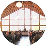 Let Blue Ridge Catering host your next event at Braeloch.