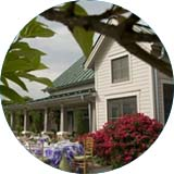 Let Blue Ridge Catering host your next event at the Hahn Horticulture Garden.
