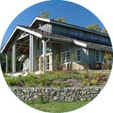 Have Blue Ridge Catering plan your next event at the Mill Mountain Discovery Center.